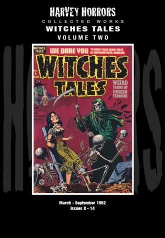 Harvey Horrors Collected Works - Witches Tales (Vol 2)
